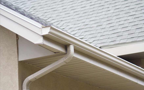 Gutters installation in kissimmee