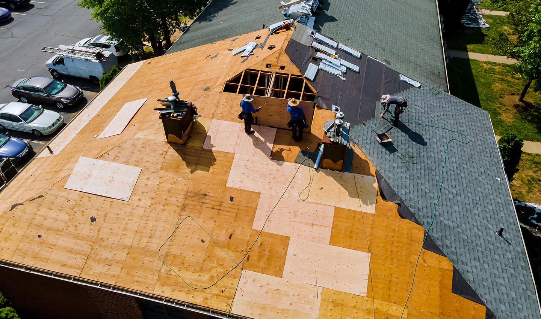 TSK Roof repairs in Ocala